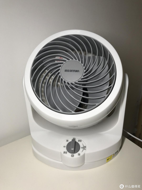 爱丽思IRIS空气循环扇PCF-HD15C开箱使用记