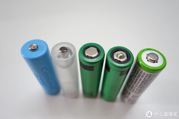 我的5号电池替代方案--14500电芯及相应充电设备+降压占位桶DIY