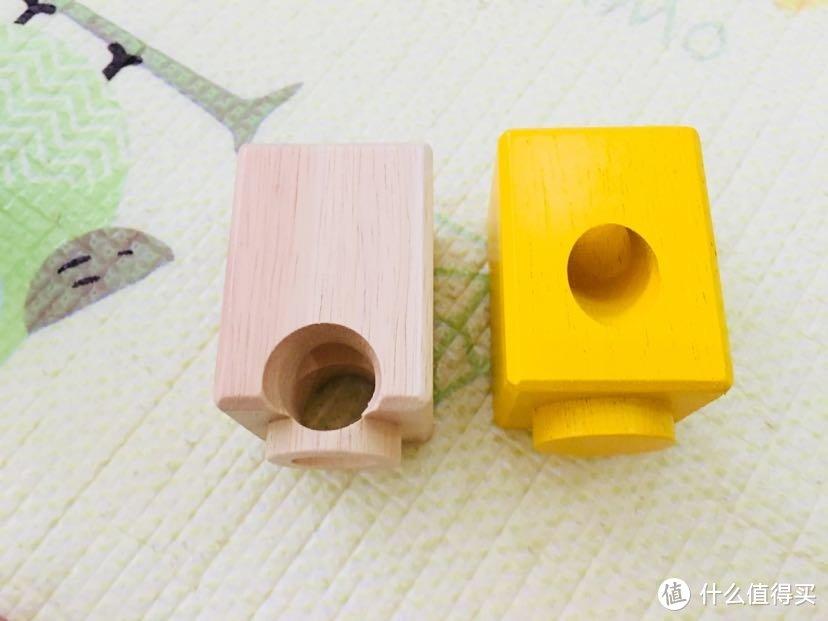 2岁玩到停不下来 最简单的夸得瑞拉 -Hape 夸得瑞拉滑梯响铃积木