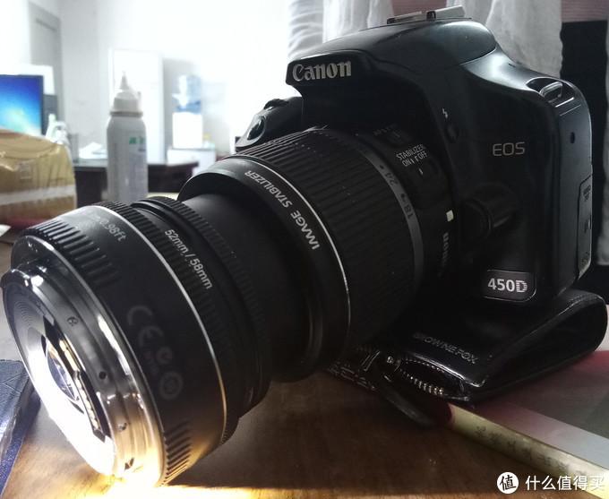 万元A7r3与千元450D的钻戒微距摄影