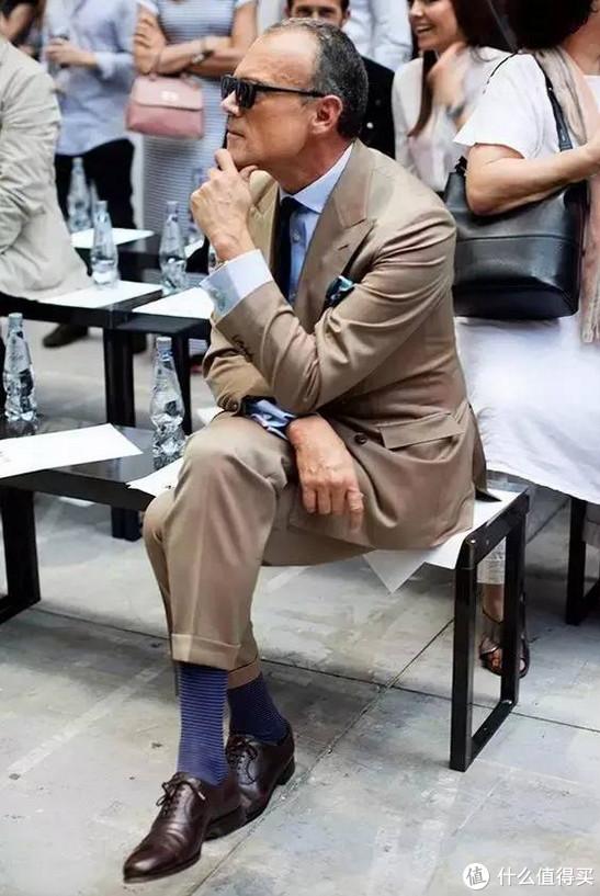 骚而不妖——Happy Socks 男士精梳正装棉袜