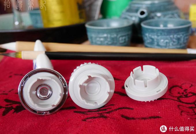 须眉洁面仪,蓝孩子用的洁面不伤肤小工具
