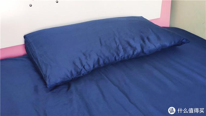8H床上件套体验,睡眠时间就要真材实料