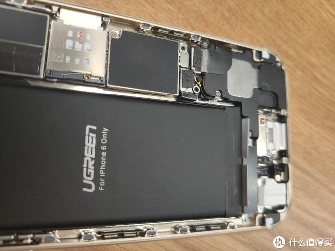 技多不压身:帮第五个同事更换iphone手机电池之Iphone 6小记