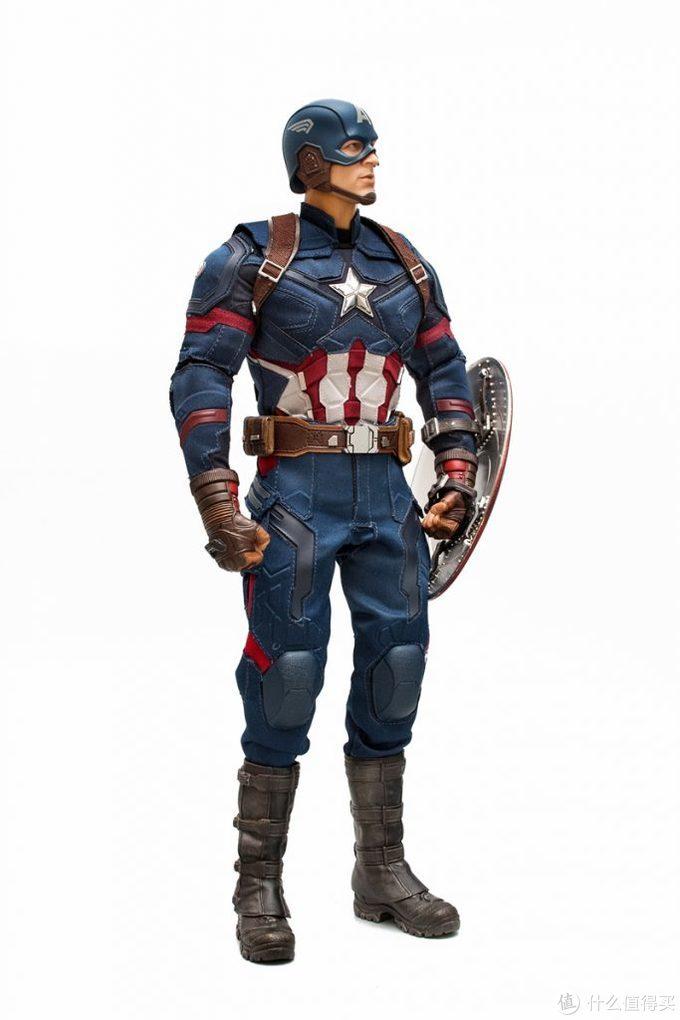 慢慢画上完美的句号:聊聊我最爱的漫威电影角色——美国队长