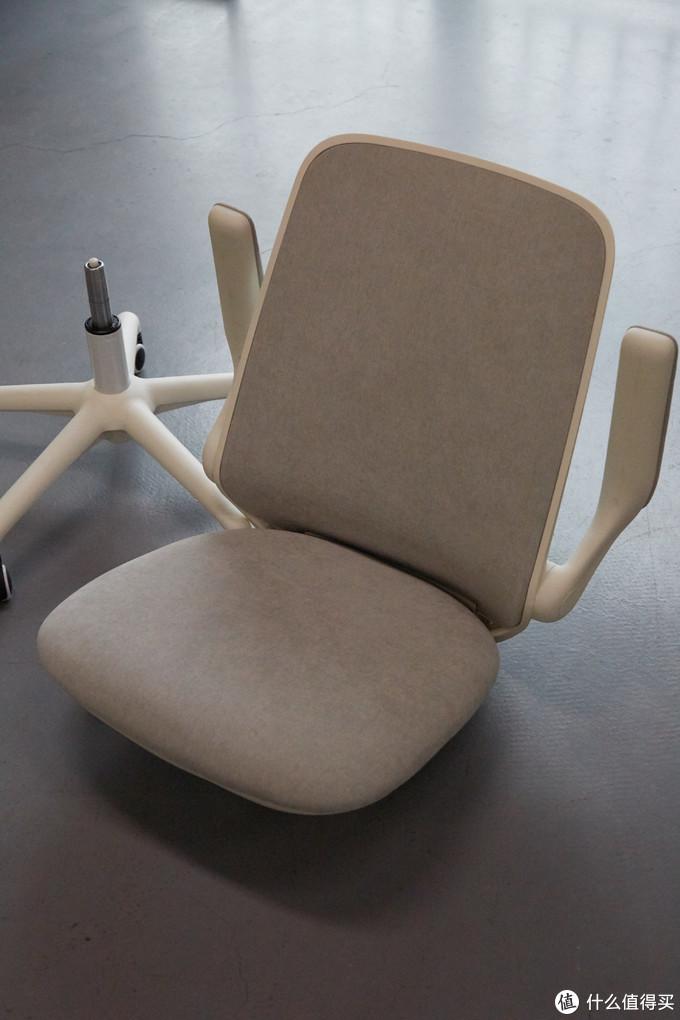 小户型再也不用为买椅子发愁了—思客电脑椅测评