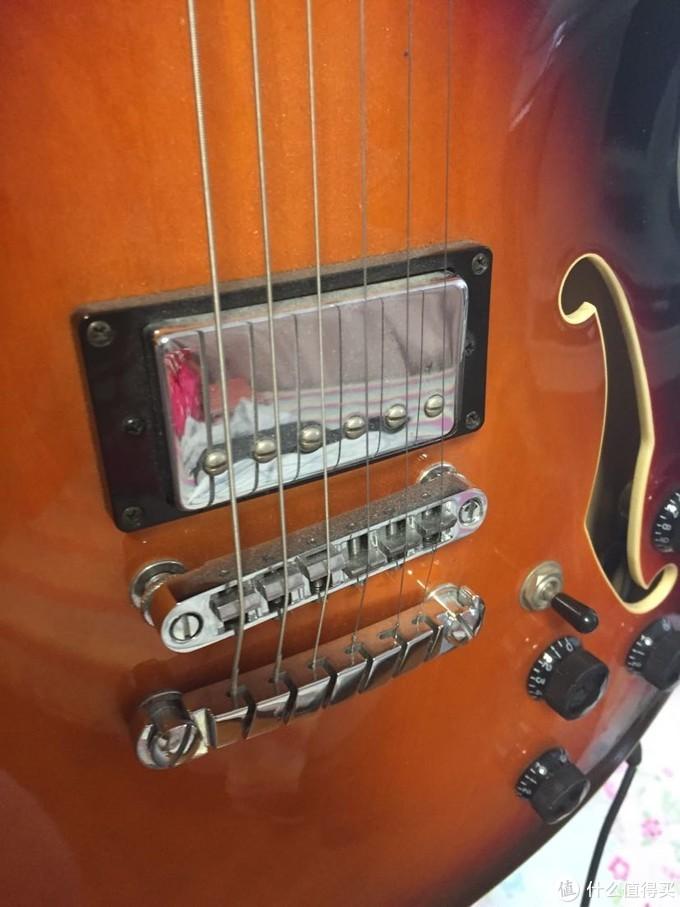 为学电吉他,某鱼淘琴记