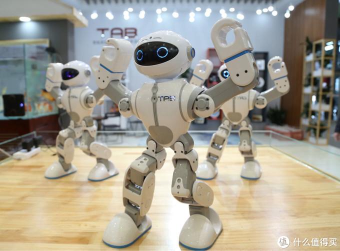 """""""塔塔""""一款仿人形设计的智能陪伴型机器人"""