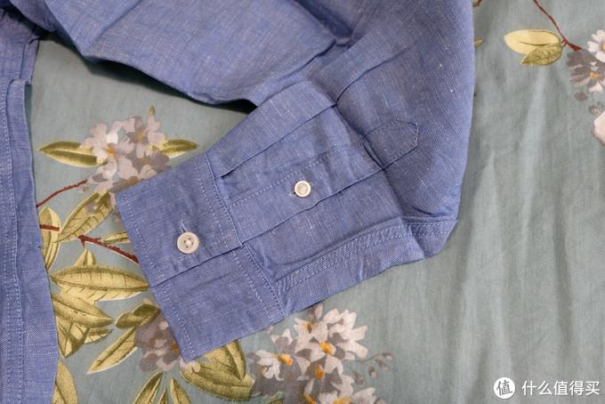 跟着大妈买:89元的杰克琼斯修身长袖衬衫E 217305502 晒单