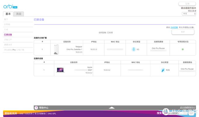 NETGEAR Orbi Pro SRK60企业级的分布式路由套装使用体验