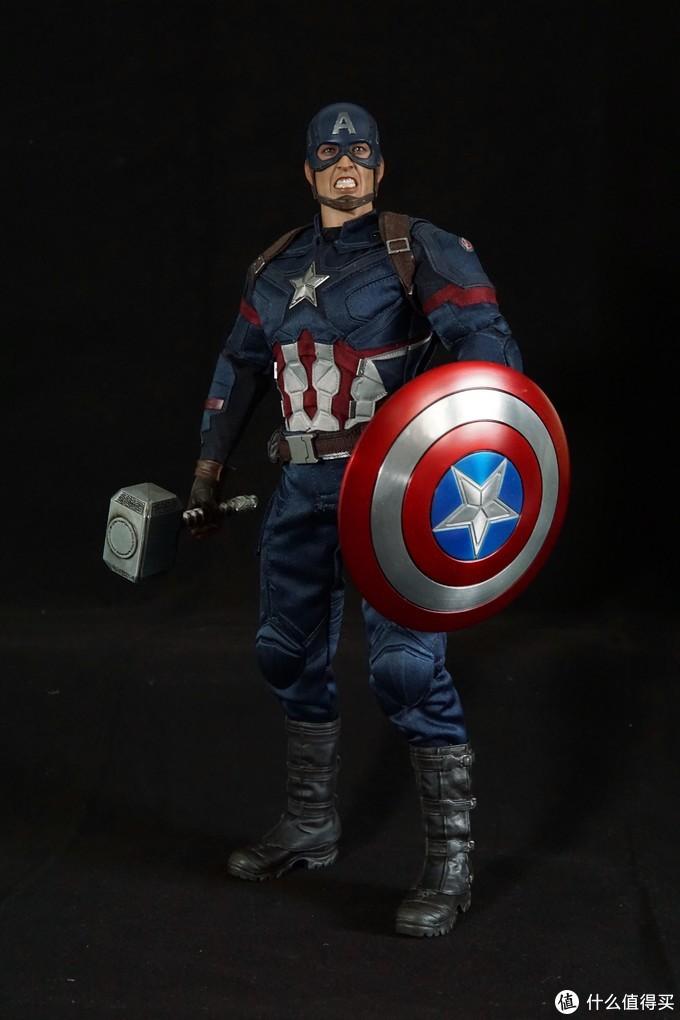 老兵不死,看完终局之战买个大胡子美国队长
