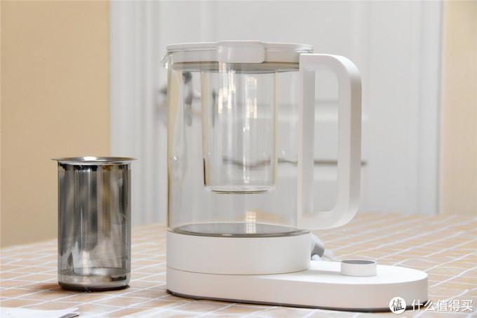 有了它不用买水壶和养生壶,米家多功能电煮壶,米粉:现货不用抢