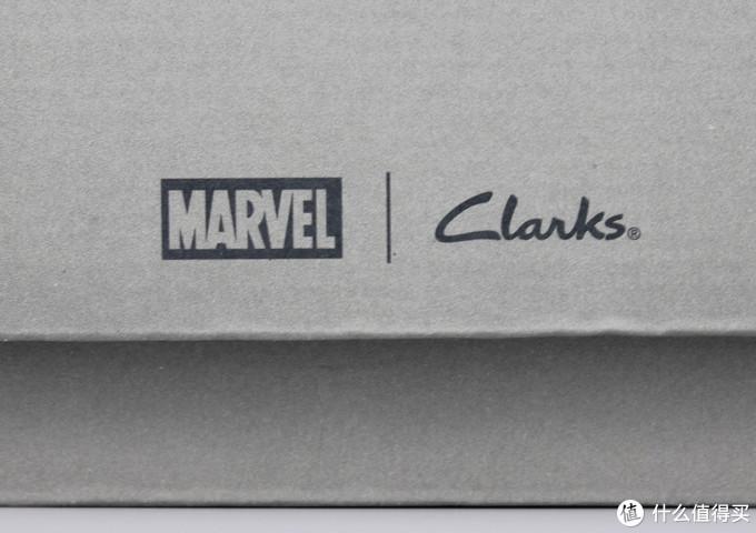 用儿子这双Clarks Tri Hero鞋(MARVEL联名版),来延续对IRON MAN的感谢和喜爱