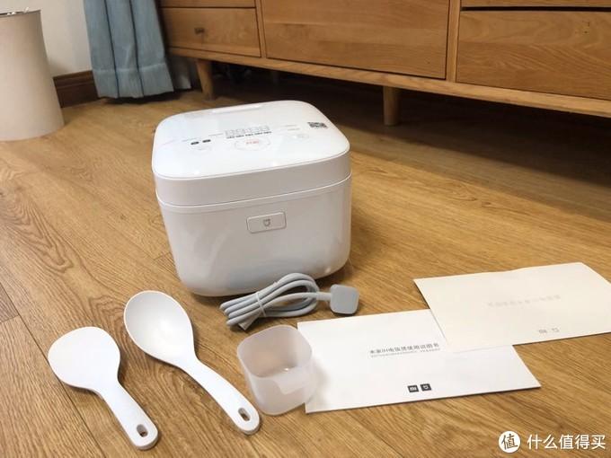 提升幸福感的家用电器——米家IH电饭煲3L开箱