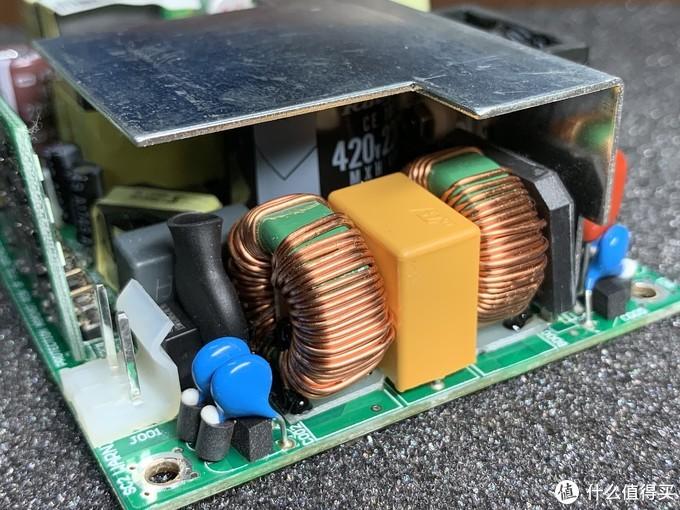 ▲ 海韵 SSP-300SUG 二级EMI