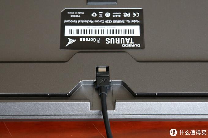 纤细身段手感非凡——杜伽k320樱桃银轴开箱