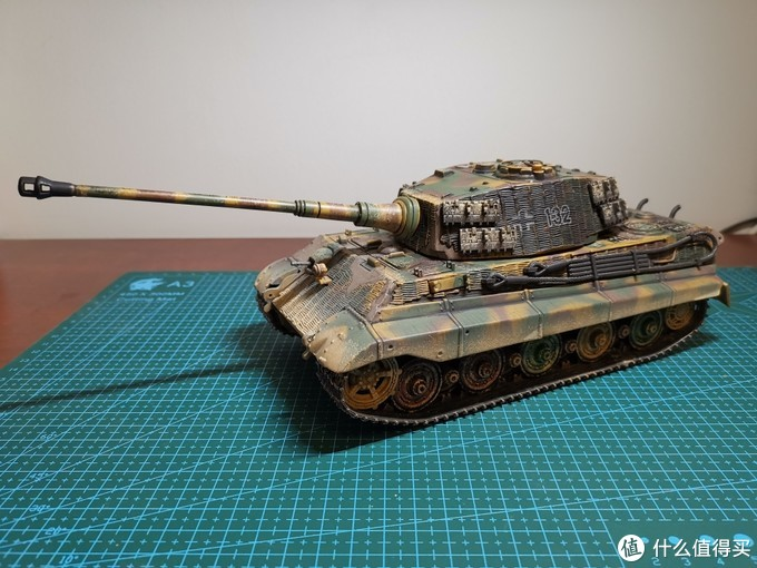 FOV 1:32 German King Tiger 虎王坦克