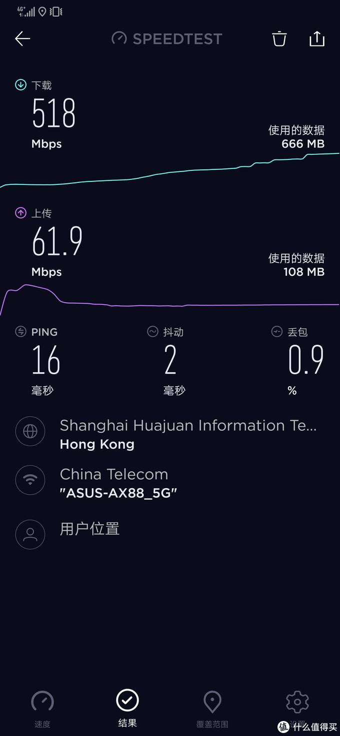 家庭WiFi布网实战:802.11ax时代开启,是时候该了解一下Wi-Fi 6:ASUS RT-AX88U AX6000M双频无线路由器使用体验