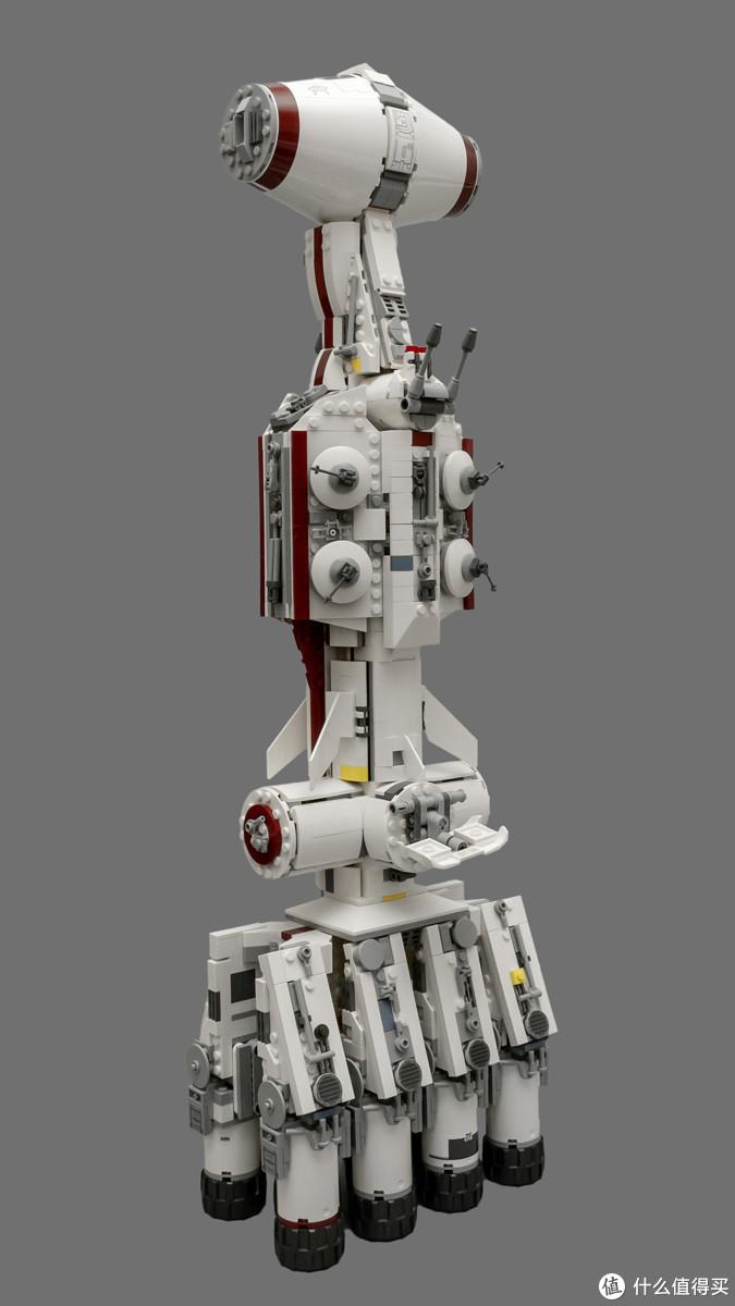 星战世界由它开辟——乐高星球大战系列 75244 坦特维四号