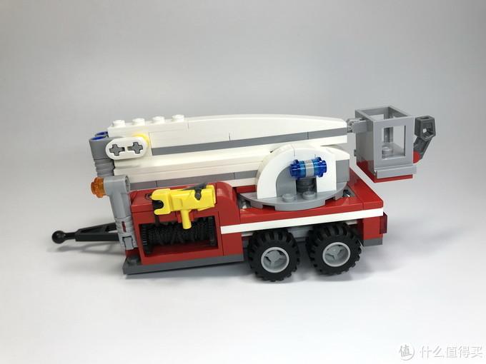LEGO 乐高 City 城市系列 60111 重型消防车