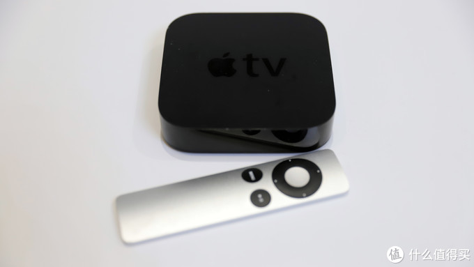 老Apple tv,第三代,多年前用一个小米盒子和朋友交换来的