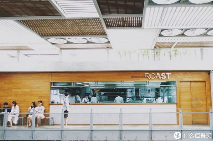 网红餐厅ROAST,开在文艺综合体the COMMONS里头,东西也好吃,后面的小吃系列详细介绍