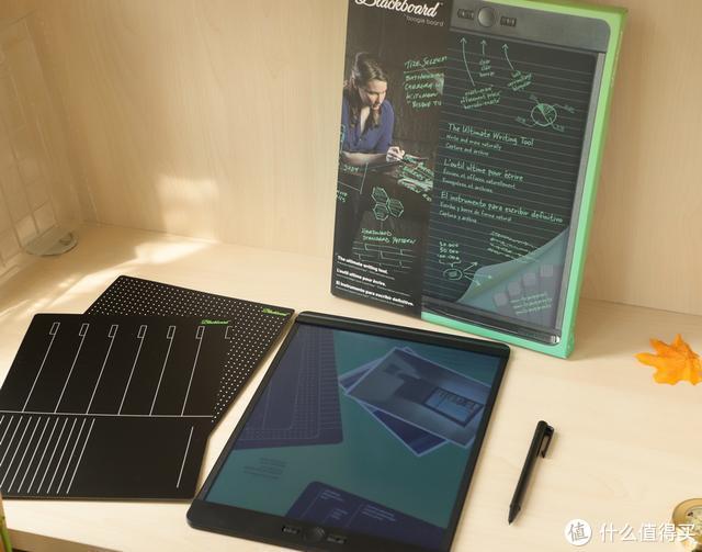 不到400块钱的14英寸平板电脑?能用吗?Boogie Board 手写板测评