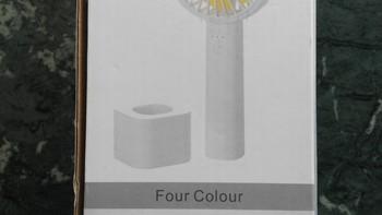 M6迷你风扇购买过程(颜色|包装|参数)
