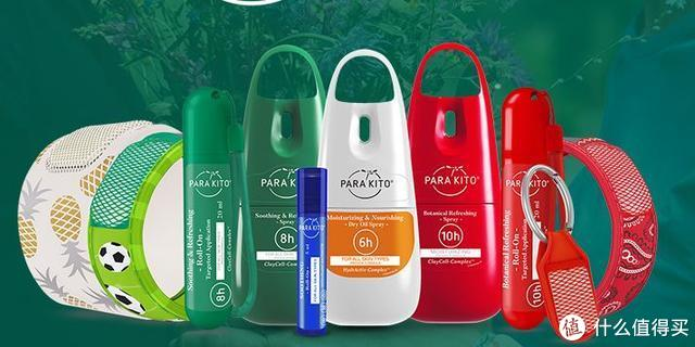 ▲paraKito帕洛的系列产品