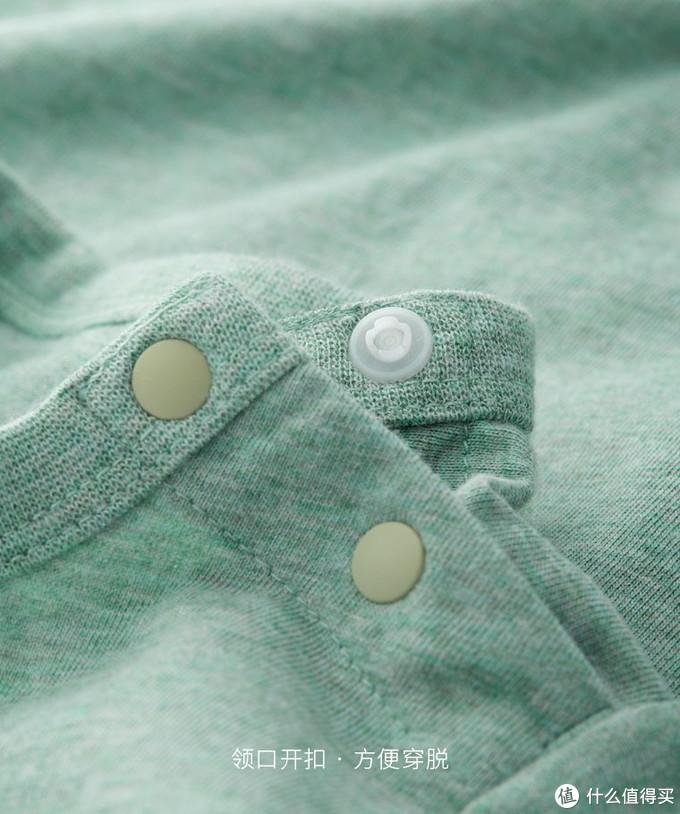 细节图告诉你,基础款婴儿服装怎么选!——优衣库PK lativ诚衣