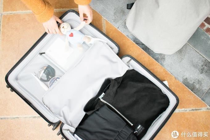 五一出行选择这款小米行李箱,价格亲民,外观时尚