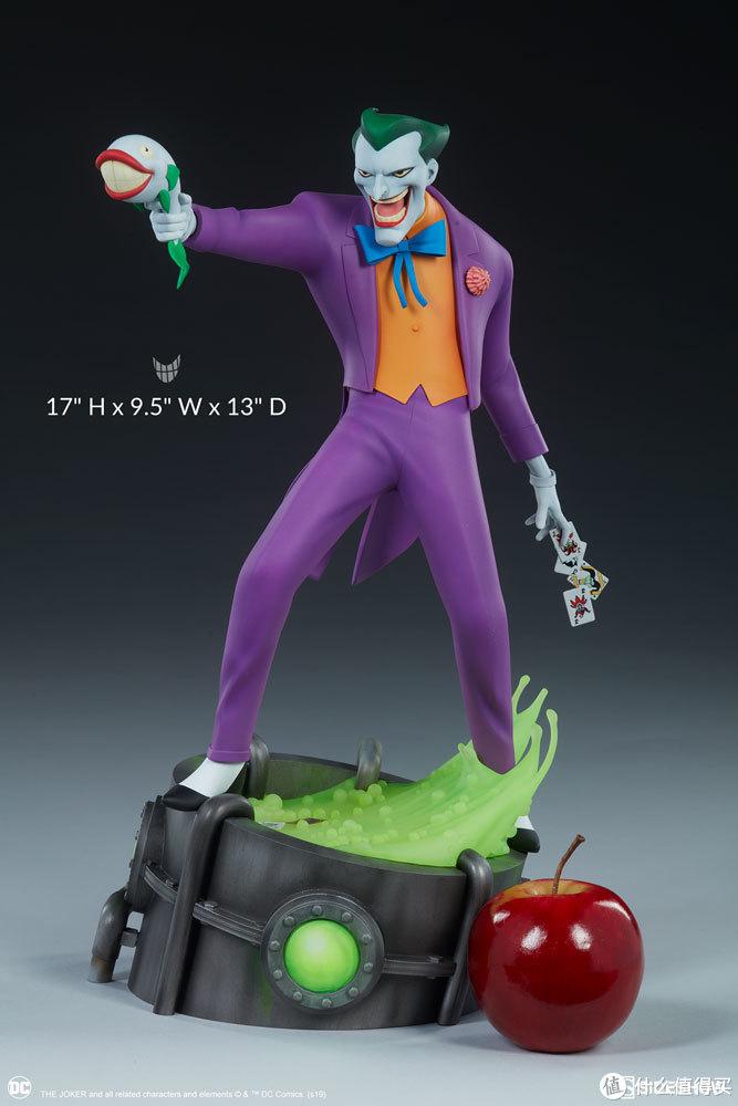玩模总动员:Sideshow漫画版急冻人&小丑雕像公开!