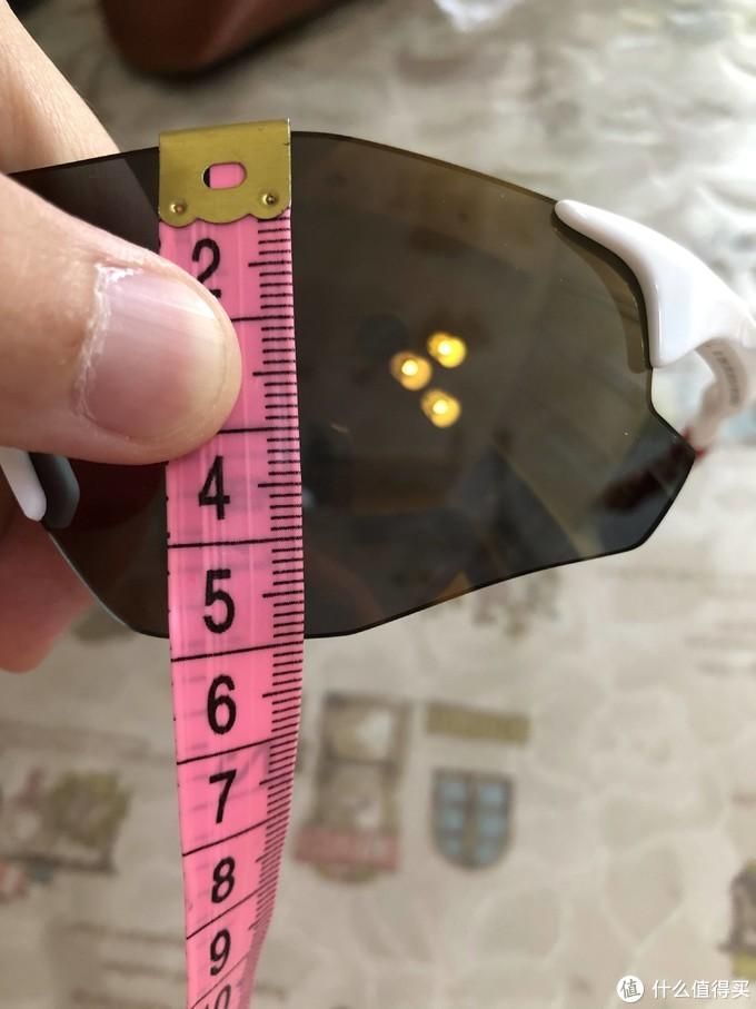 炫酷时尚,户外护眼——高特 GT67008 运动太阳镜(红白镜柄款)