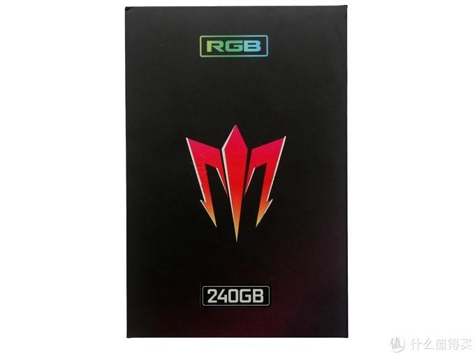 影驰GAMER M.2 RGB固态硬盘评测