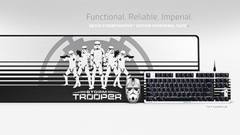 雷蛇键鼠套装开箱展示(键位|logo|兼容|配色)