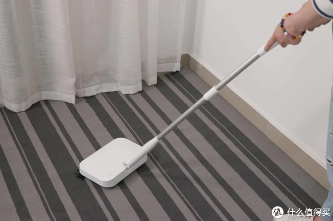 宜洁无线手持扫地机上手测评,两个字:好用!