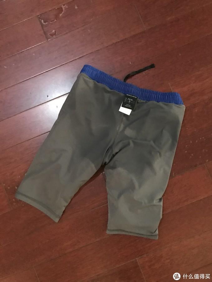 79包邮!运动必备的斯凯奇二合一运动短裤