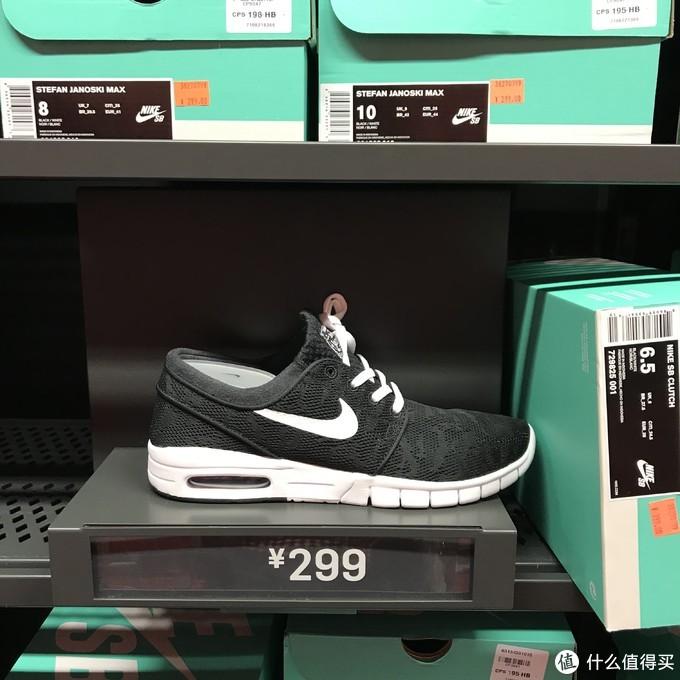 五一长假前后,Nike官方折扣店有点什么可以买?