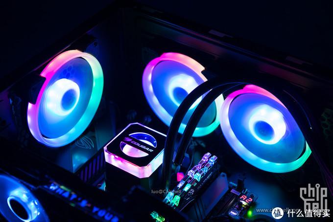 RGBの信仰,i9-9900K / ROG M11G / 影驰 星曜 2070 / 骨伽 GEMINI S 装机