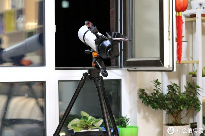 小米有品星特朗天文望远镜,组装操作简单,为初级天文爱好者打造