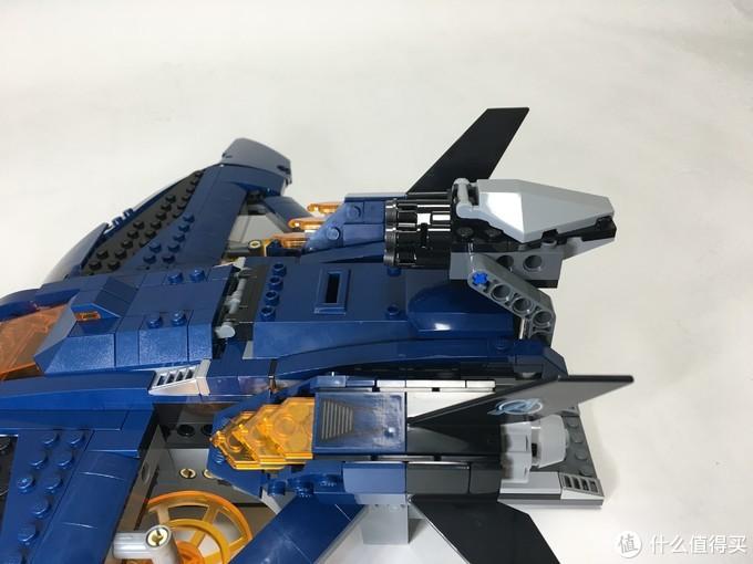 """""""出发吧!超音速昆式战机""""——乐高76126评测"""
