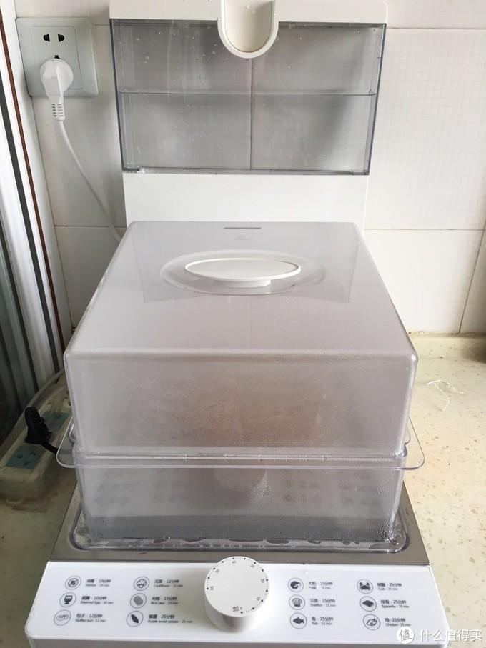 可盐可甜 节省空间 北欧欧慕 NZL101A 折叠电蒸锅你值得拥有
