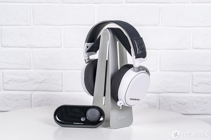 赛睿Arctis Pro + GameDAC冰川白评测:游戏耳机也能Hi-Fi