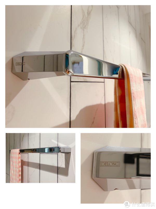 颜值在线、功能担当:帝朗卫浴挂件使用体验