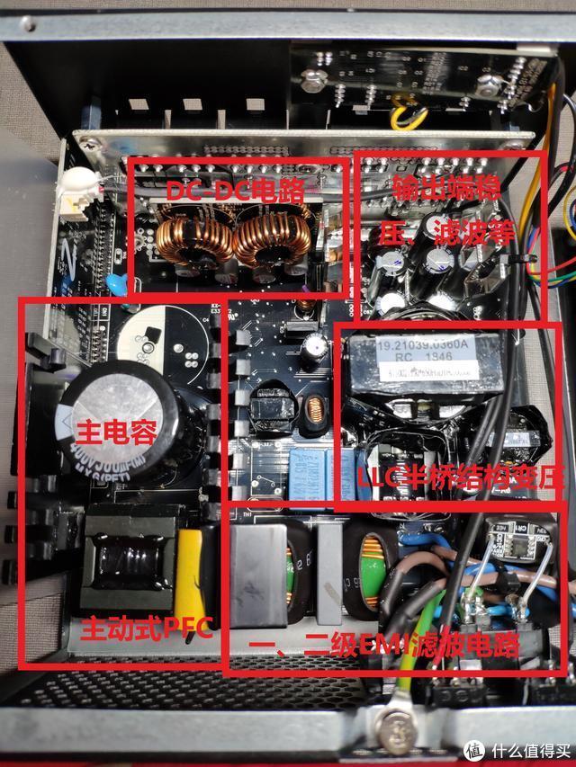 迎广(IN WIN)PB650W电源体验测评