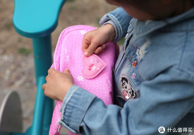 女儿上小学的好礼物,GMT儿童学习书包体验