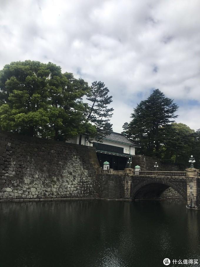 日本天皇住所 皇居