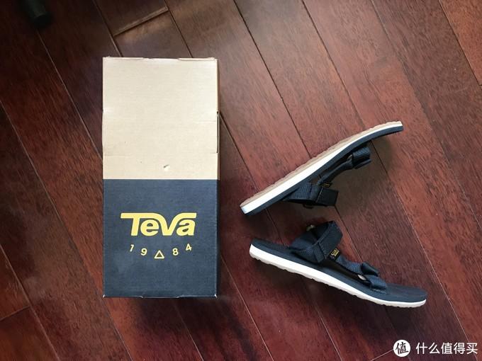 中亚退出传闻下抢到的Teva Universal Slide女式户外凉鞋