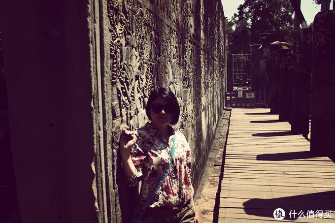 第二天 带娃穿行在暹粒吴哥的旧日时光之吴哥小圈游