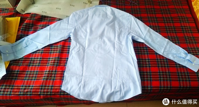 90分 三防免烫 全棉衬衫 评测:三防很到位,免烫稍勉强